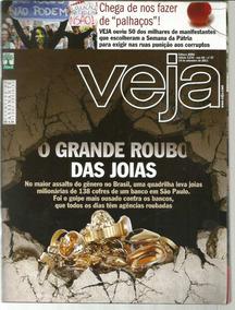 Veja 2234 Roubo De Joias - Abril - Bonellihq Cx374 G18