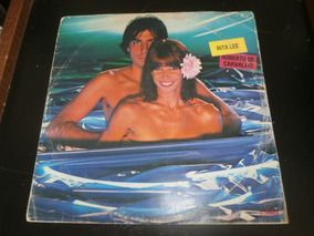 Lp Rita Lee E Roberto De Carvalho, Disco Vinil, Ano 1982
