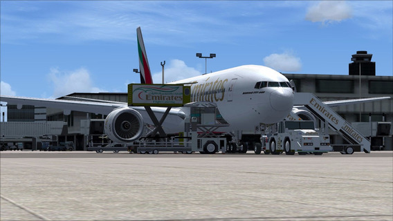 Aeronaves Frota Emirates Para Fsx E P3d