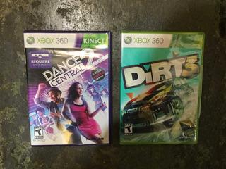 Juegos Xbox360 Kinect Usados Remate
