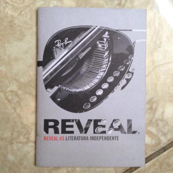 Revista Reveal 3 Literatura Independente 14x10cm