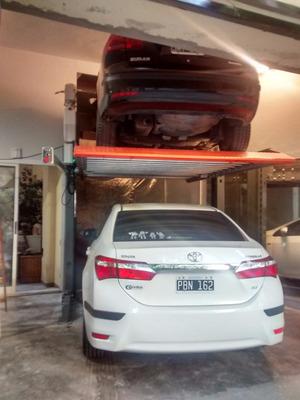 Estacionamiento Movil. Duplica Tu Espacio Guardacoches