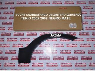 Buche Guardafango Delantero Izquierdo Terio 2002 2007 Mate