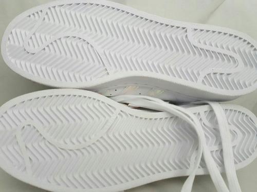 Nominación amenaza Paquete o empaquetar  Remate adidas Superstar Tornasol Iridiscente Original Caja   Mercado Libre