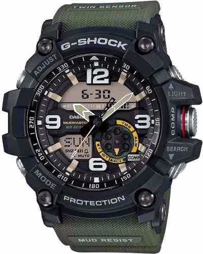 Relogio Casio G-shock Gg1000-1a3 Mudmaster Garantia 02 Anos