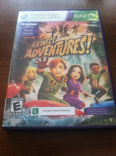 Kinect Adventures Xbox 360 _ Trosty House Games And Comics
