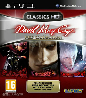 Devil May Cry Trilogy Hd Ps3