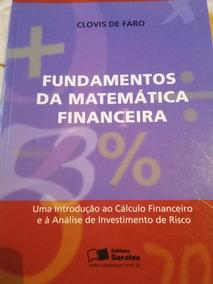 Livro De Fundamentos Da Matemática Financeira