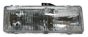 Faro Chevrolet Astro 00-01-02-03-04 C/ajustes Lujo Piloto