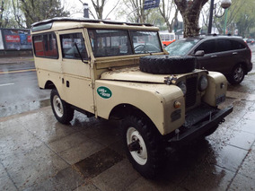 Land Rover Defender 1957 Gnc 4 X 4