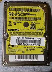 Hdd Samsung Notebook 500 Gb