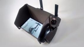Dji Mavic Pro Para-sol iPhone 7 E Protetor De Stick (combo)