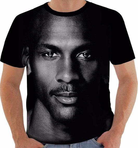 Camiseta Ou Baby Look Michael Air Jordan Basketball