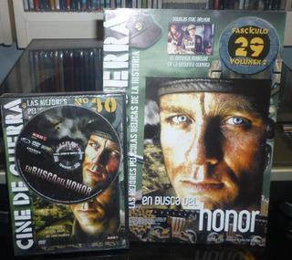 En Busca Del Honor - Dvd + Revista Coleccion Cine De Guerra