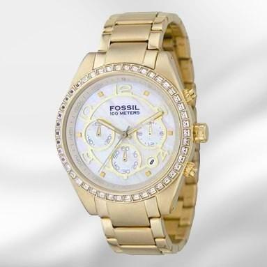 Relógio De Pulso Fossil - 50% Desconto!!!