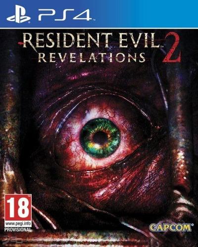 Resident Evil Revelations 2 Ps4 - Fisico Sellado