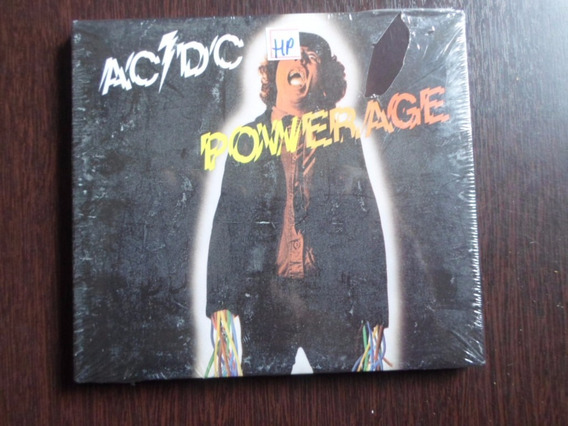 Cd Ac/dc - Powerage / Novo