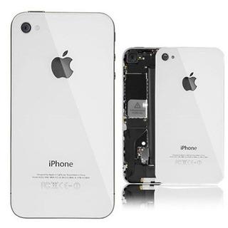 Tampa Traseira Original Apple iPhone 4 / 4s Vidro Fundo