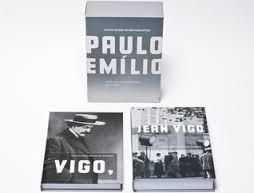 Caixa Paulo Emílio - 2 Volumes - Com 2 Dvds Filmes Jean Vigo