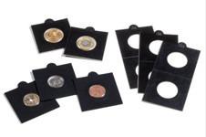 Coin Holder Auto-adesivo Marca Leuchturn 50 Unid 20 Mm