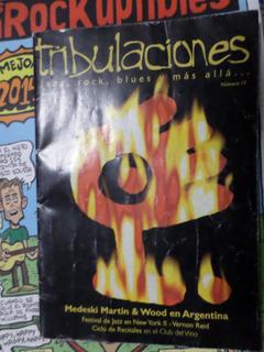 Revista Tribulaciones , Rock-jazz, Blues ,número 17 Año 3