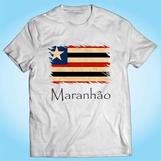 Camisa Maranhão - Bandeira - Brasil - Personalizada