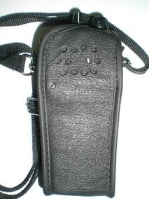 Estojo De Couro Flexivel - Modelo Dgp8550 (com Visor)