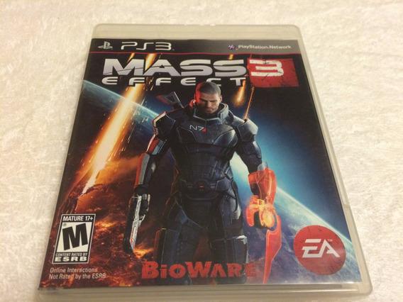 Mass Effect 3 (sony Ps3, 2012)