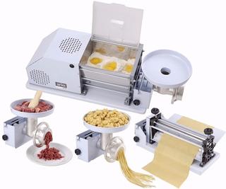 Maquina De Massa Pães-salgado-pastel-bolos-macarrão 5 Função