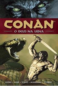 Conan - O Deus Na Urna - Capa Dura!!!! Lacrada!!!!!!!!!