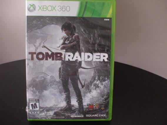 Tom Raider Para Xbox 360