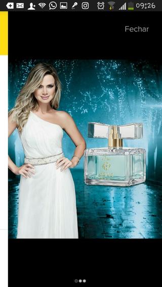 Perfume Jequiti Feminino Eliana Glamour 75 Ml.