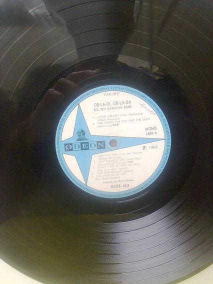 Lp Big Ben Hawaiian Band - Ob-la-di, Ob-la-da ( Beatles )