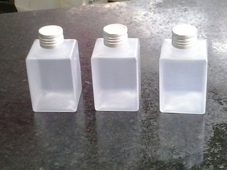 Envases Plasticos Difusores X 125 Cc X 50 Un+ 300 Varillas