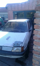 Peugeot 205 No Chocado Con Baja Total 1990