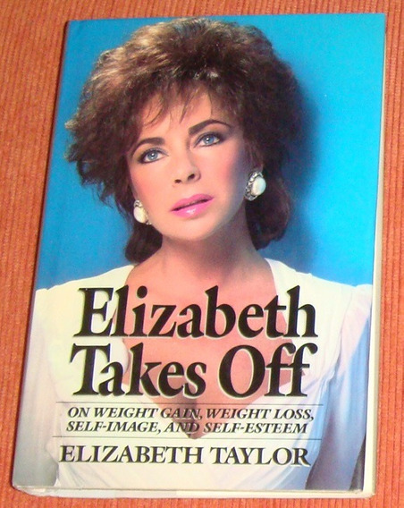 Livro Elizabeth Taylor Takes Off ( Inglês )