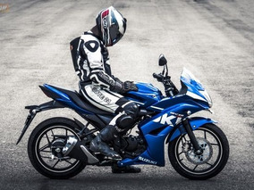 Motocicleta Deportiva Pista Suzuki Gsx Gixxer Sf Pulsa Fz