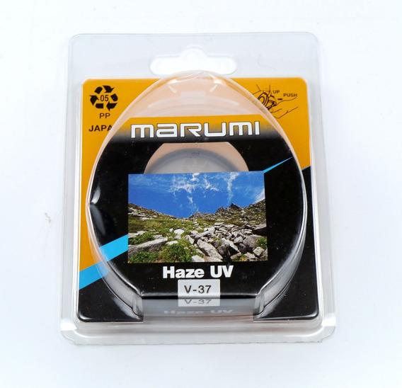 Filtro Marumi Haze Uv 37mm
