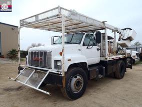 Camion Con Canastilla Para Electrico (gmx104123)