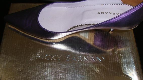 Zapatos Sarkany Oferta Usado Execelente N 39 Stiletto
