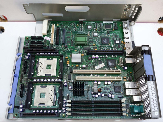 Placa System Board X345 Ibm N-8670m1x/23k445