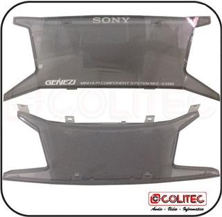 Visor Do Microsystem Sony Genezi Mhc Ex66 Novo Lacrado