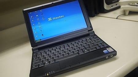 Carcaça Completa Netbok Itautec W7010