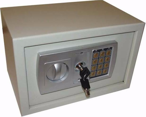Caja 31 X 20 X 20 Cm. Fuerte Digital Electrónica Fact. A O B