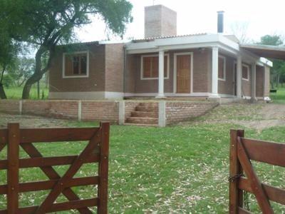 Alquilo Hermoso Chalet Con Pileta En Villa Los Aromos