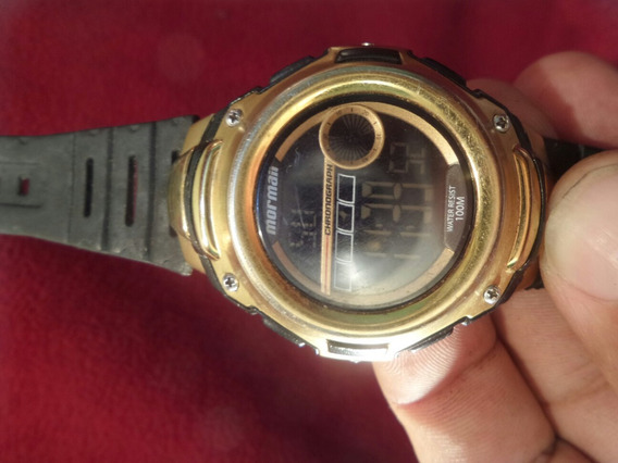 Sucata Relógio Mormaii - Máquina Do Tempo