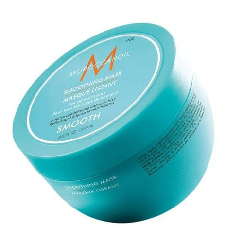 Moroccanoil - Smoothing Mask - Máscara Suavizante - 250ml