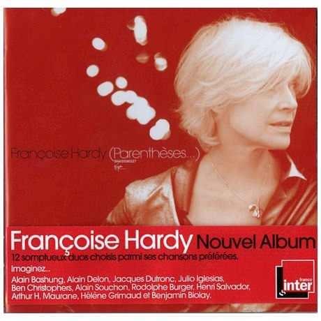 Francoise Hardy Cd Parentheses Nuevo Sellado + Cd Single