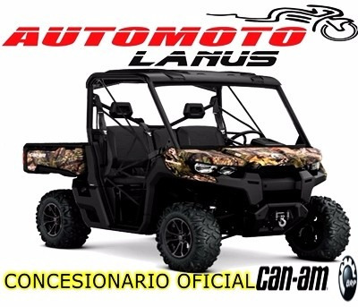 Can Am Defender Hd 10xt Camo 0km Automoto Lanus