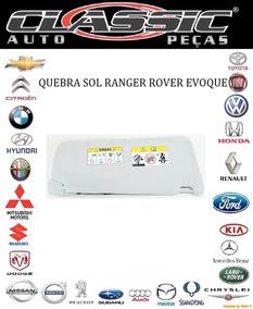 Quebra Sol Lado Esquerdo Land Rover Evoque Original
